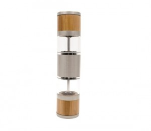 FACKELMANN MANUAL DUO (2 IN 1)  SALT AND PEPPER MILL